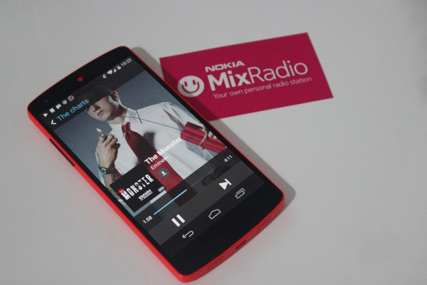 MixRadio - Android