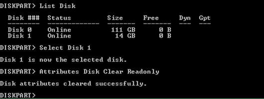 Rimuovere il blocco di scrittura USB - Photo 4