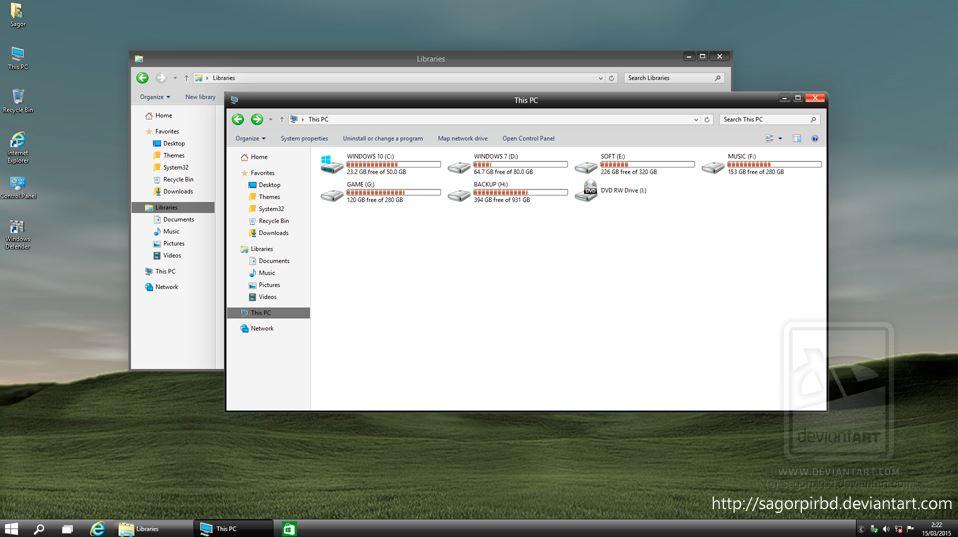 Windows XP - Thema - Per - Windows-10
