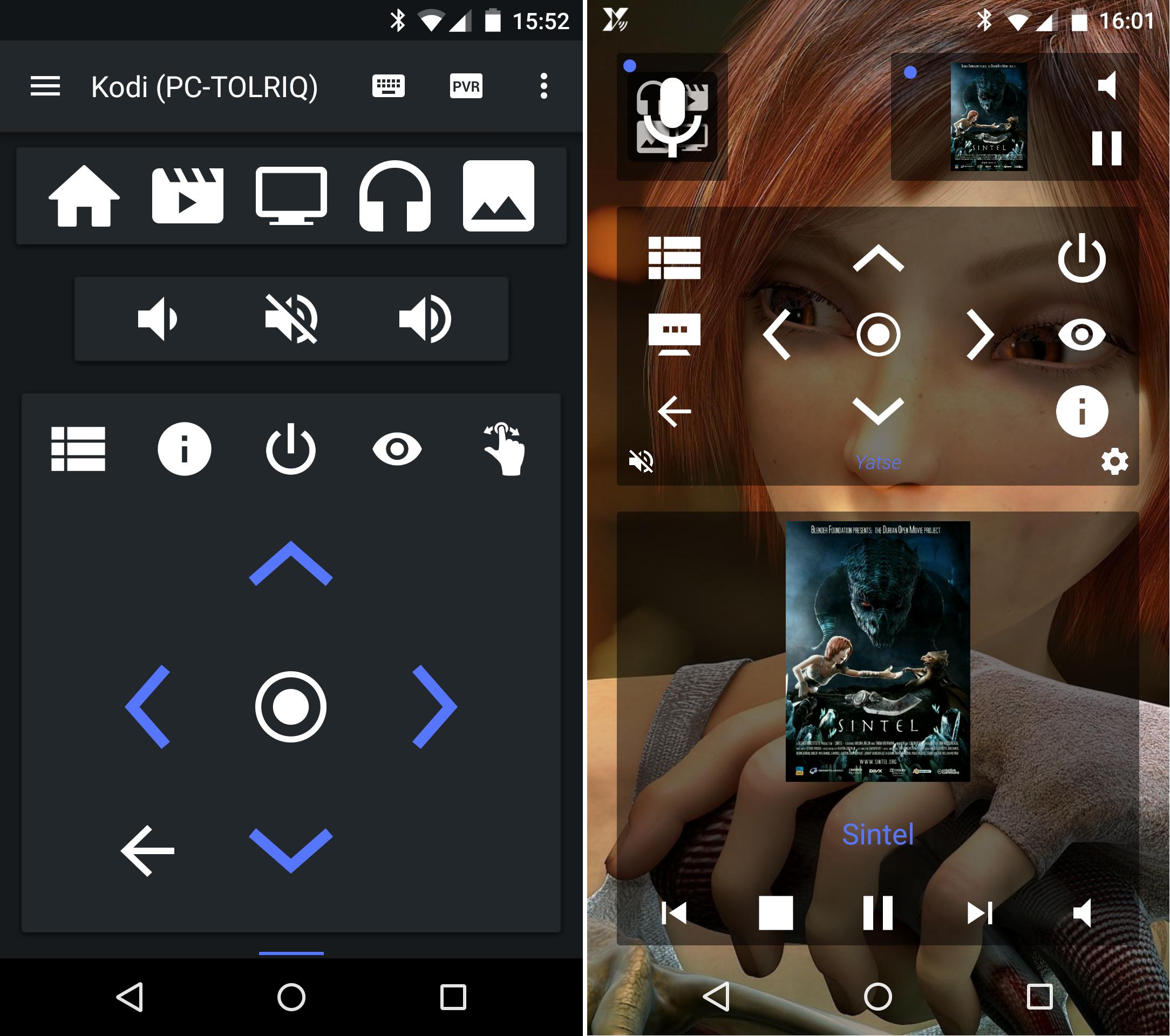 Yatse - Android