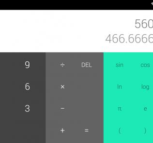 Calculator L - Google - Calculator