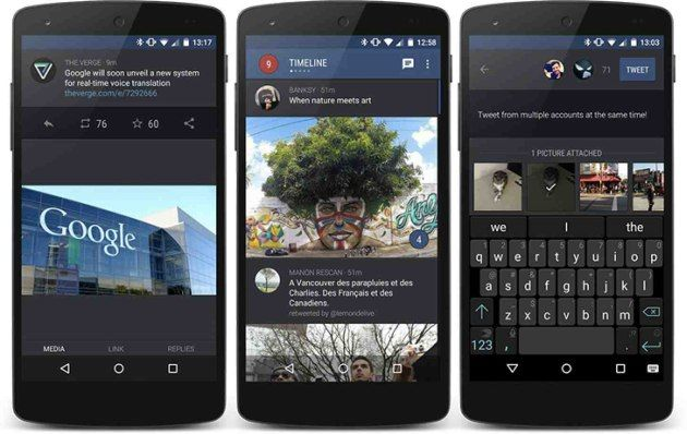 Falcon Pro 3 - Android