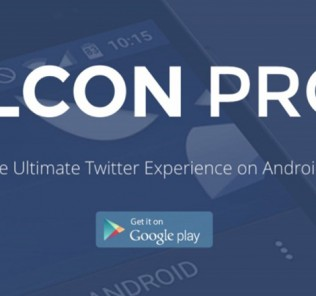 Falcon Pro 3 - logo
