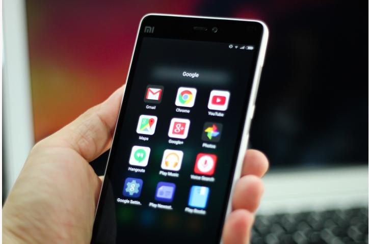 Xiaomi Mi 4i frontale