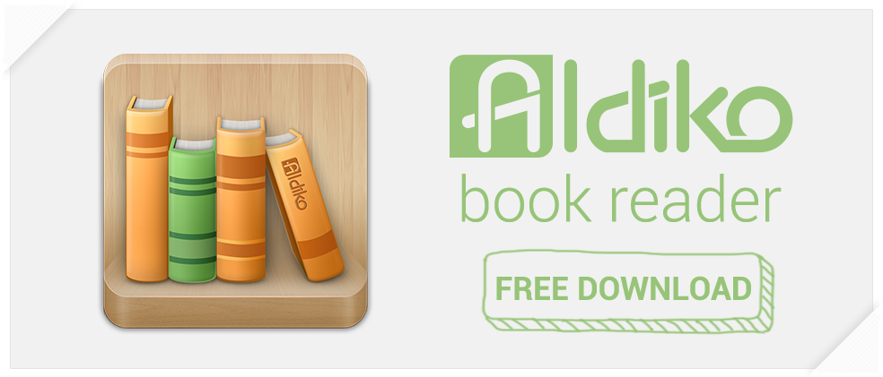 Aldiko-eBook-Reader-Download