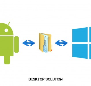 Android - Windows - Files