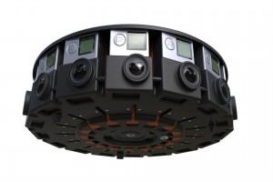 GoPro - 16 cam support - 360gradi