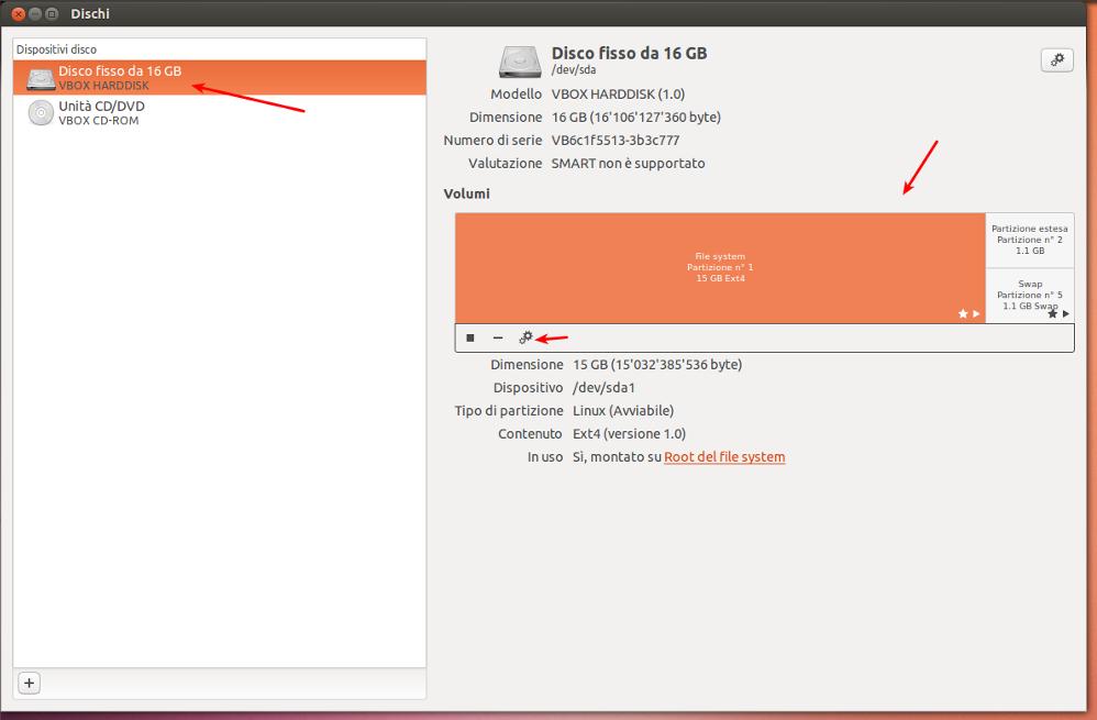 Montare automaticamente partizione Linux