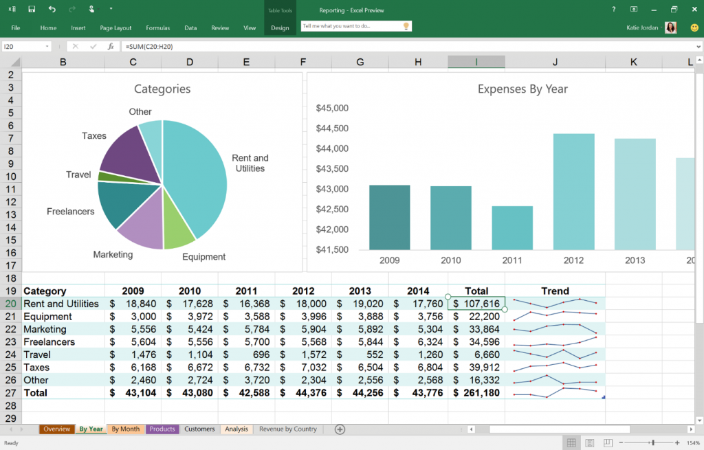 Office 2016 - Screen2