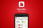 Opera Max - Feel unlimited