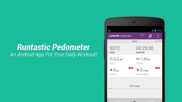Runtastic Pedometer
