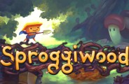 Sproggiwood Game - Logo