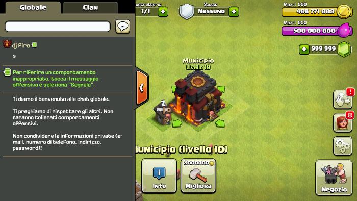Clash of Clans 7.65.5 mod apk