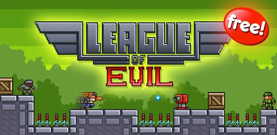 League-of-Evil-Free-logo