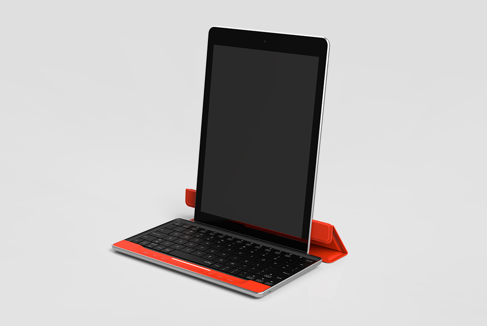 Moky - Invisibile TouchPad Keyboard - Tablet
