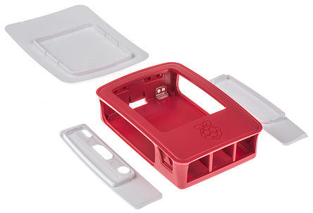 Raspberry Pi - Case - Official - photo2