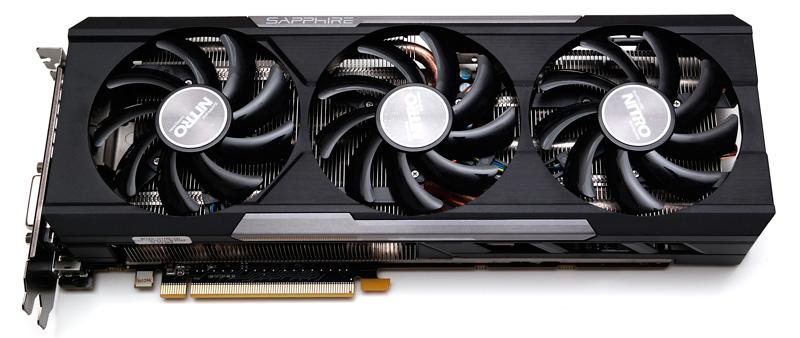 Sapphire Radeon R9 390 OC Tri-X