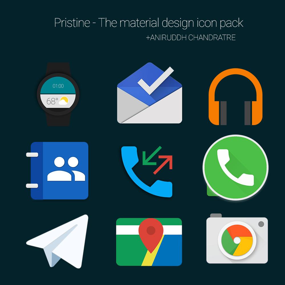 Pristine-Icon-Pack