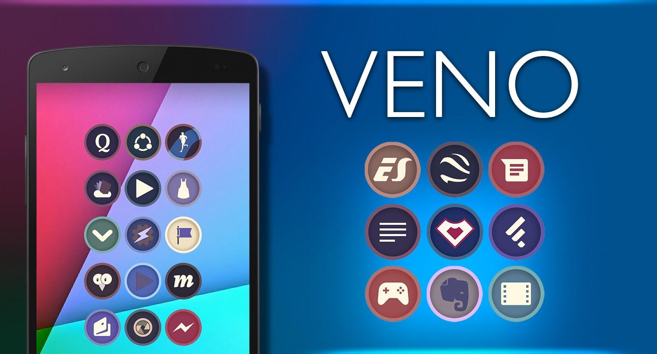 Veno-Icon-Pack