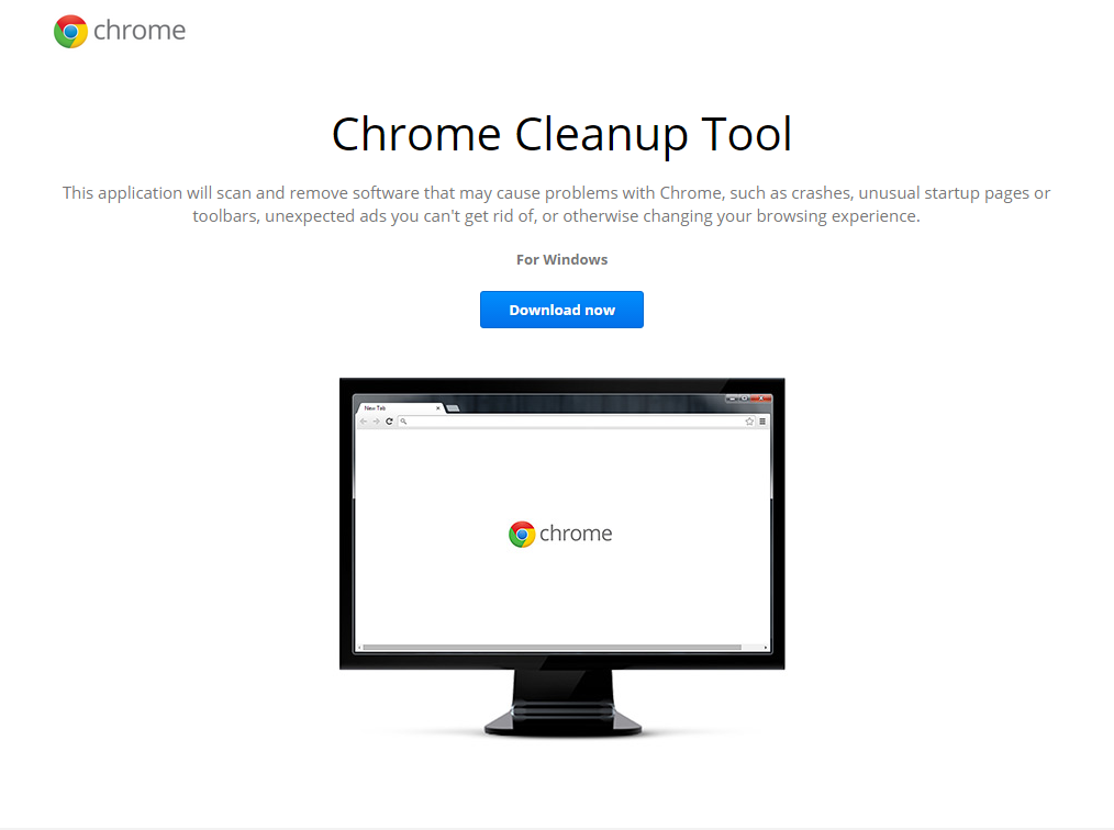 Chrome-Cleanup-Tool-homepage