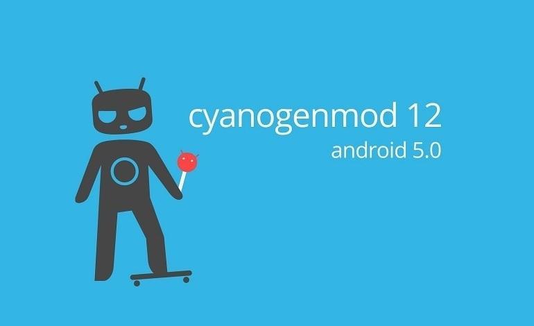 CyanogenMod-12-Lollipop-5.0.2