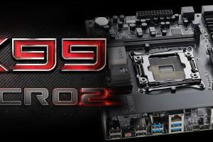 EVGA - X99 Micro 2