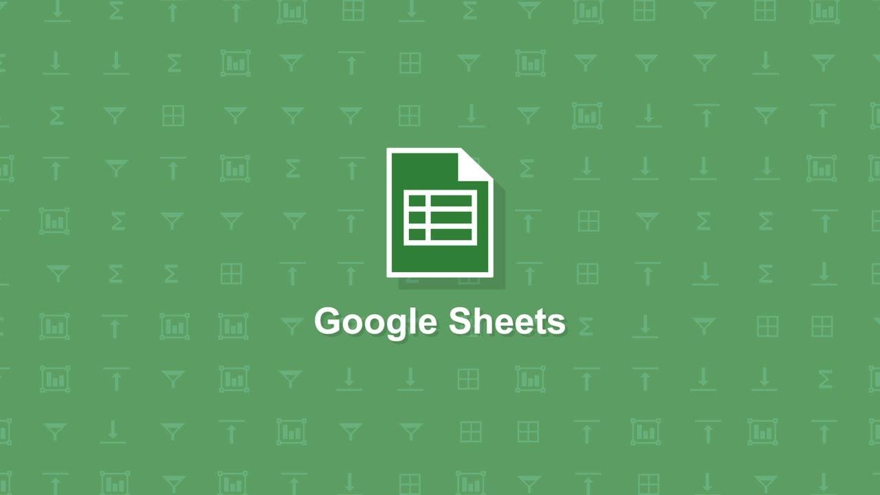 Google-Fogli-Sheets