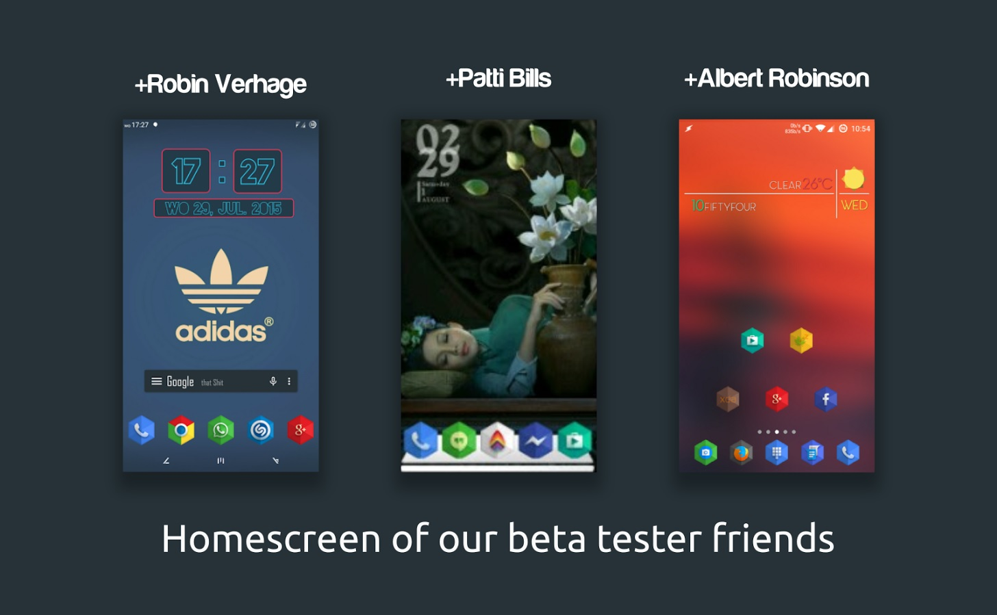 Kent Icon Pack - Screen1