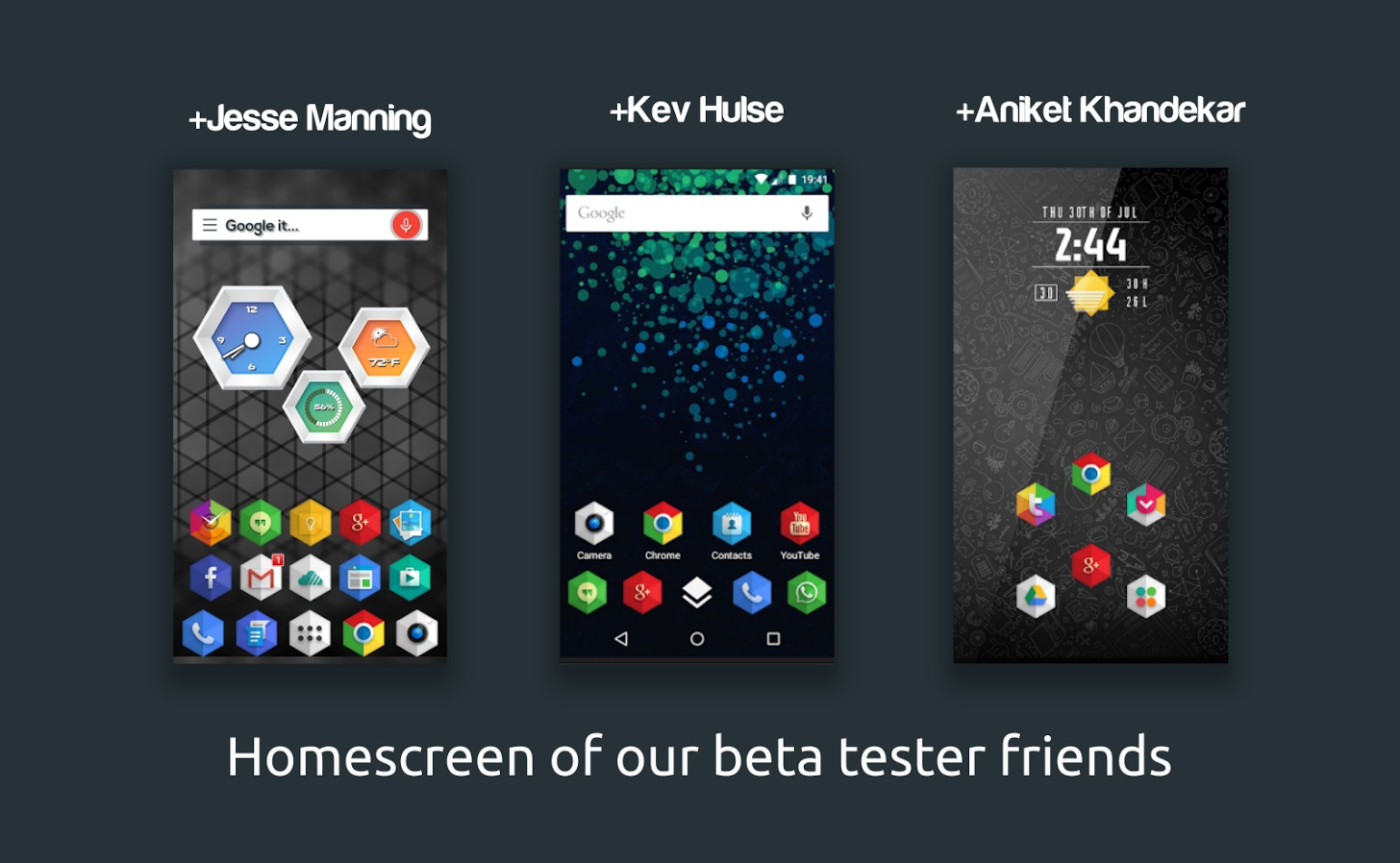 Kent Icon Pack - Screen2