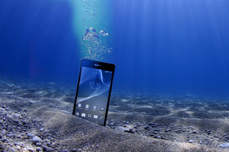 Smartphone-subacqueo