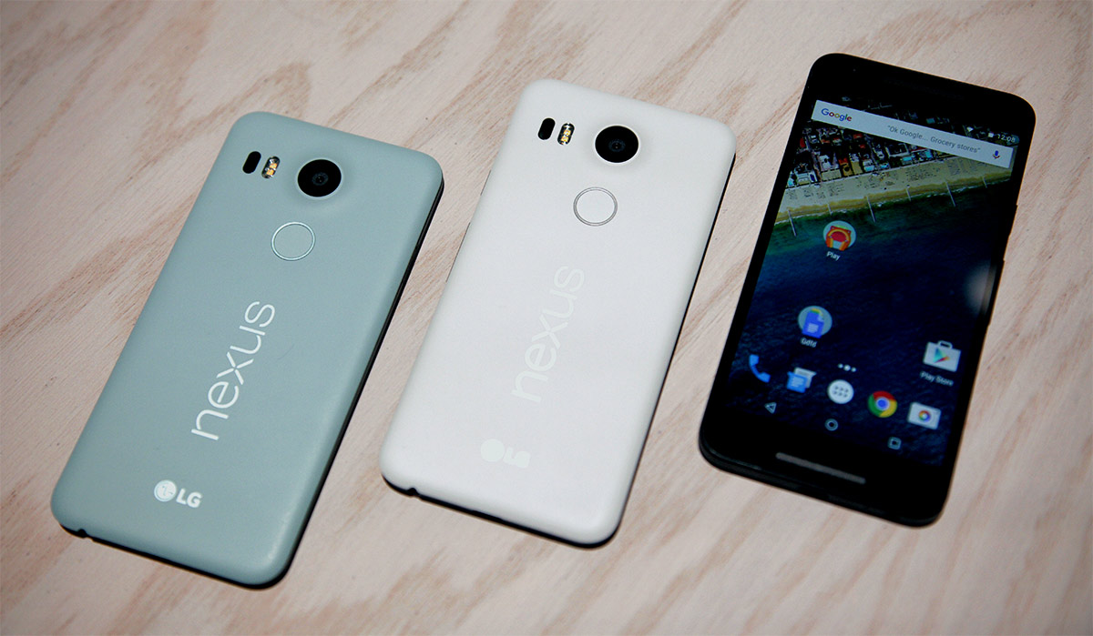 Google - LG Nexus 5X
