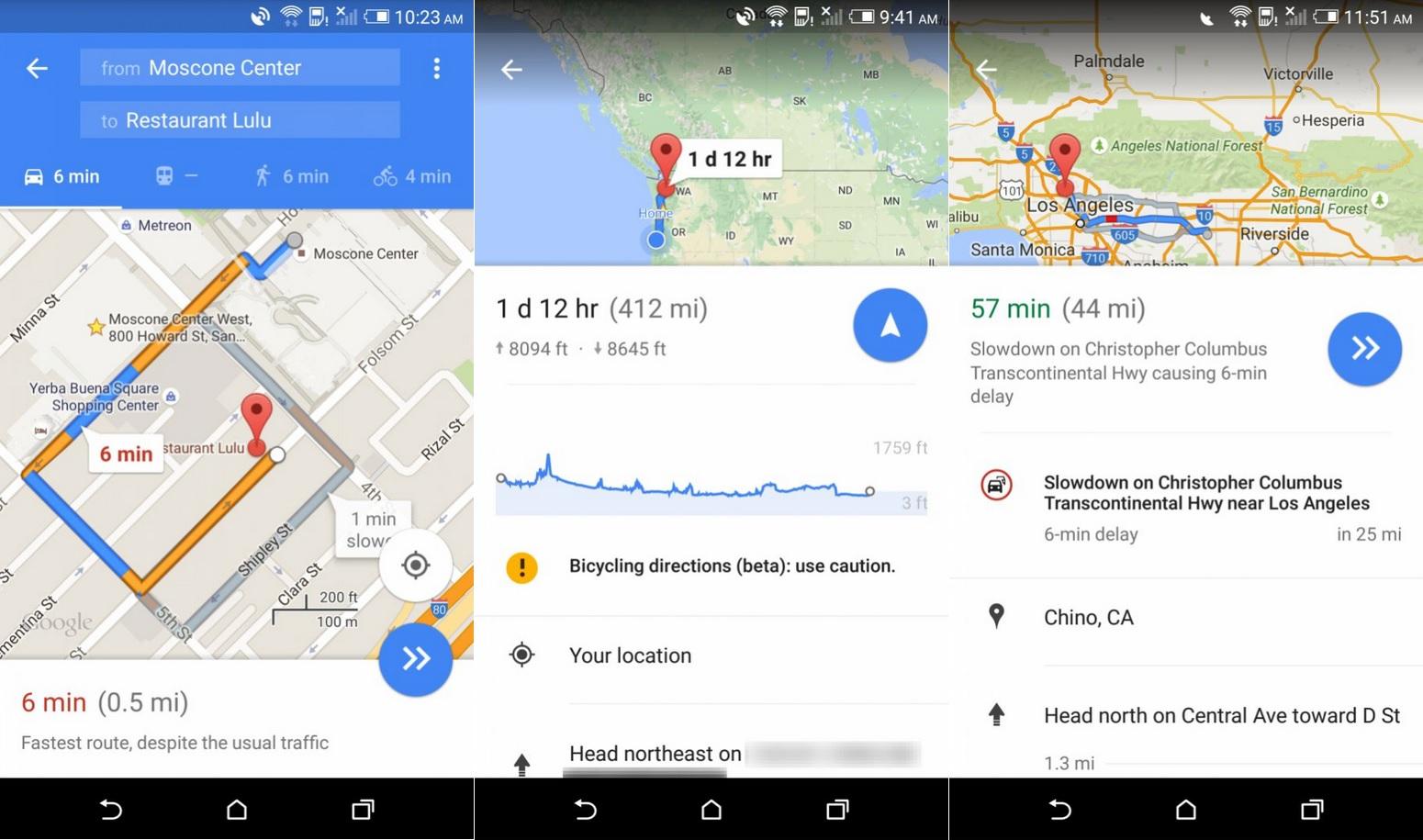 Google Maps - Screen - 9.14.0
