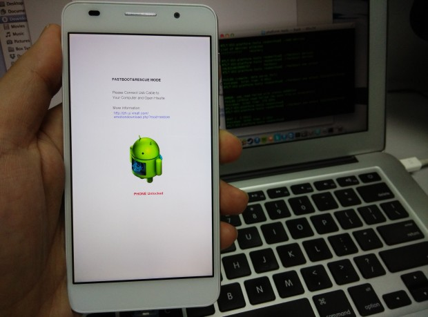 Huawei Honor 6 Bootloader