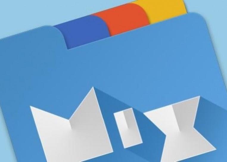MiXplorer - logo