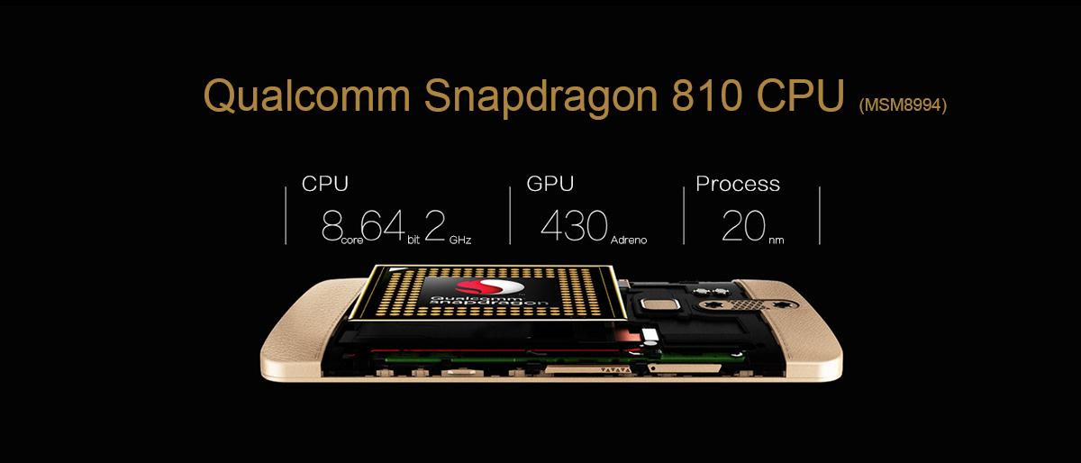 ZTE Axon CPU GPU