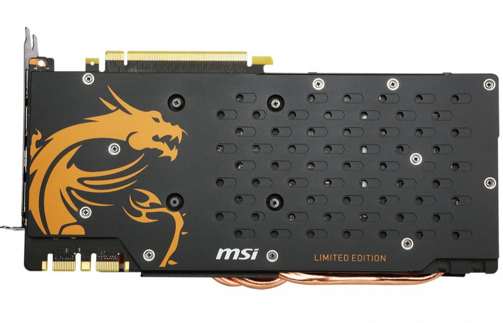 MSI GTX 980 Ti Gaming Golden Edition - photo 4