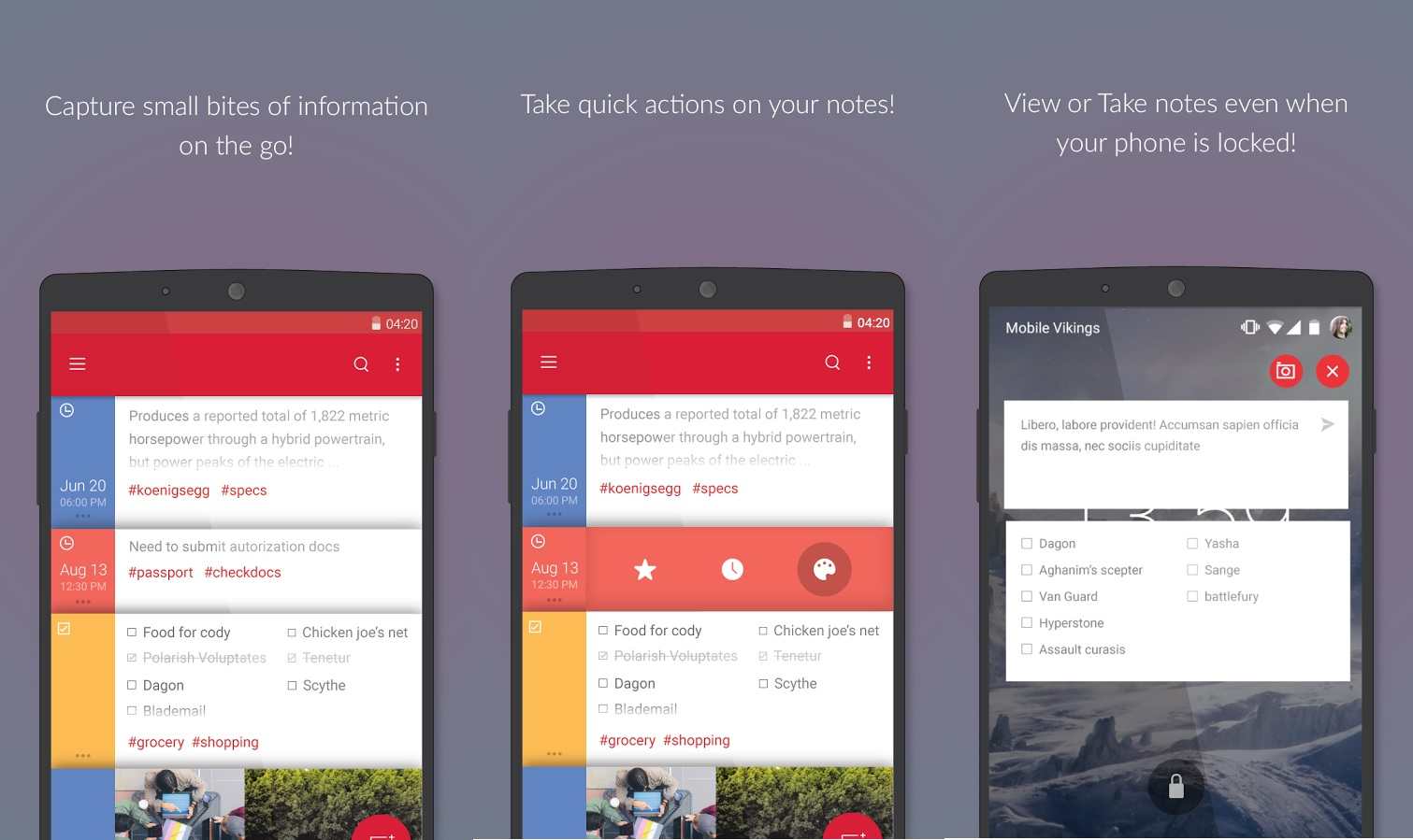 Microsoft Parchi - Android App