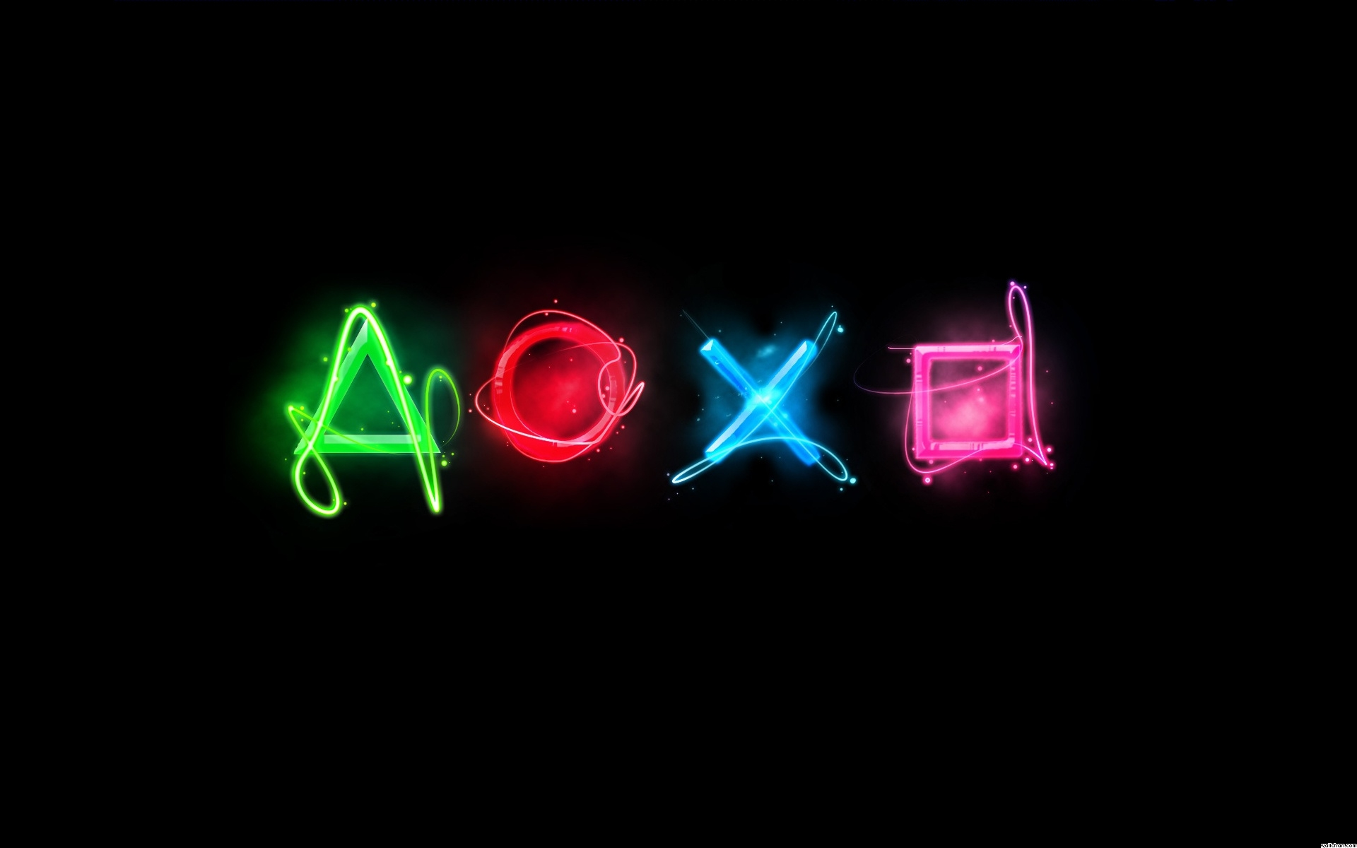 sandbox-playstation-icon-colorful controller