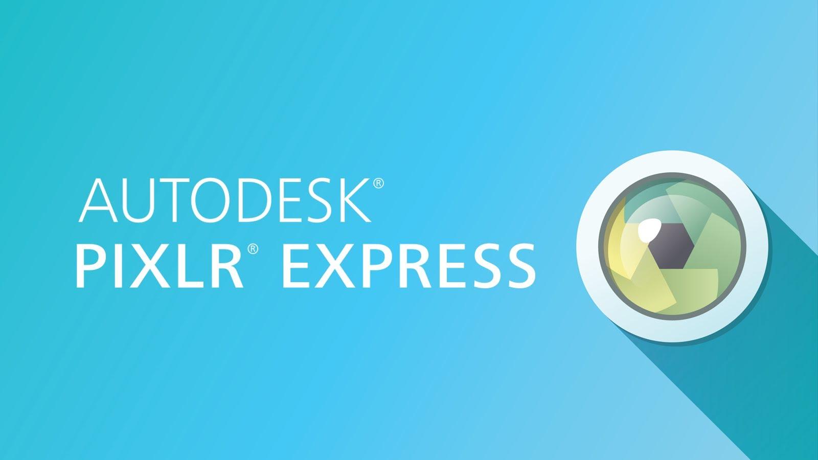 Autodesk Pixlr - logo