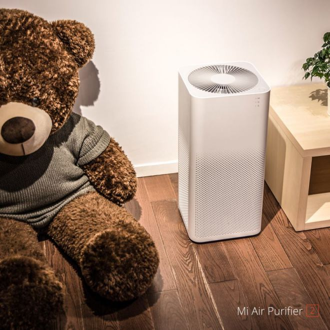 Mi Air Purifier 2 - photo 1