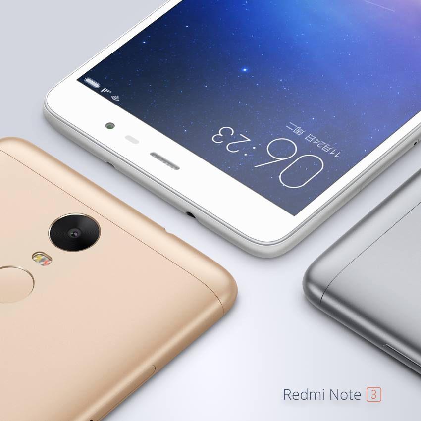 Redmi Note 3 - photo 1