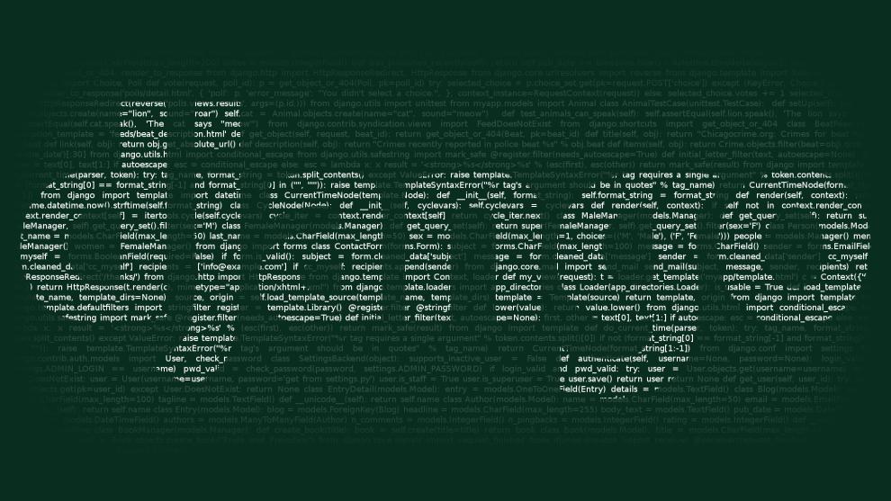 Django - Web Framework - logo