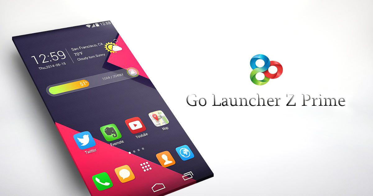 GO Launcher Z Prime