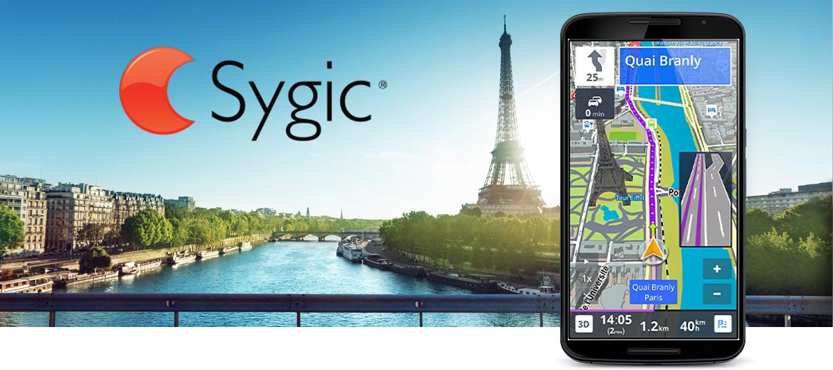 GPS Navigazione e mappe Sygic
