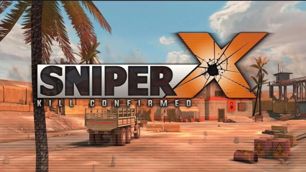 Sniper X Kill Confirmed