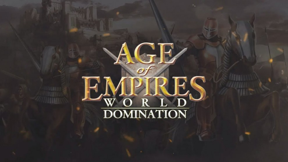 Age of Empires - WorldDomination