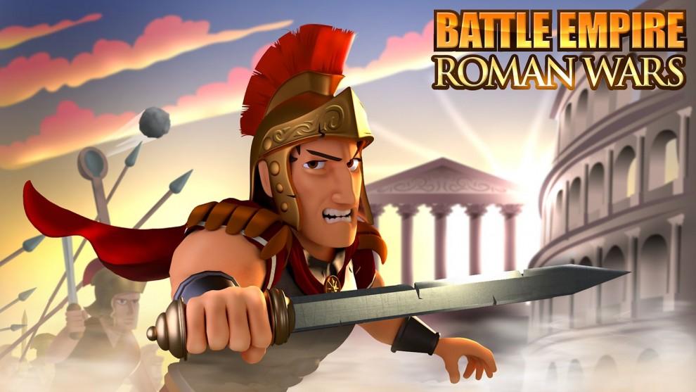Battle Empire - Guerre Romane