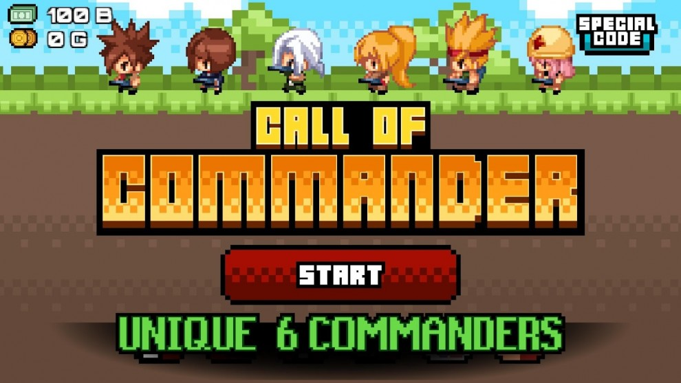 Call of Commander