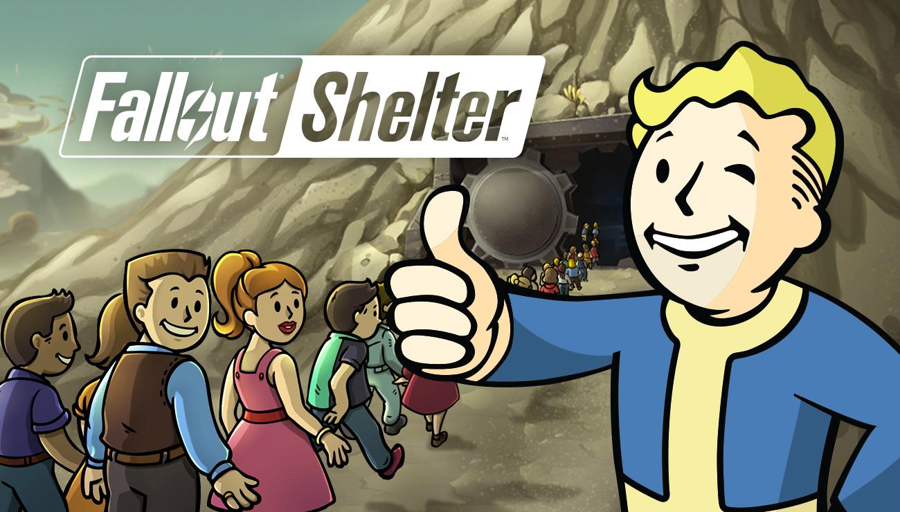 Risultati immagini per Fallout Shelter