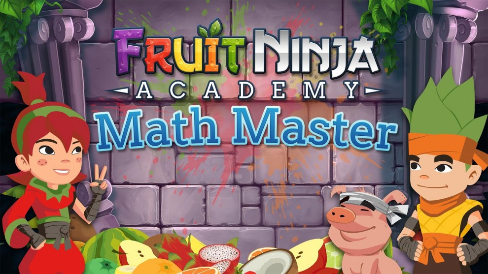 Fruit Ninja - Math Master